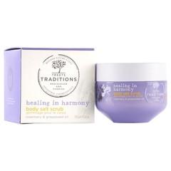 Treets Healing in Harmony salt scrub (375 gram)