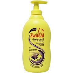Zwitsal Bad en wasgel lavendel (400 ml)