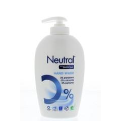 Neutral Handwash washgel vloeibaar (250 ml)