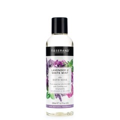 Tisserand Bath soak lavender white mint (200 ml)