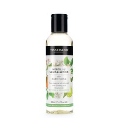 Tisserand Bath soak neroli sandalwood (200 ml)