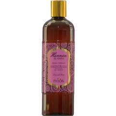 Hammam El Hana Argan therapy Damask rose shower gel (400 ml)