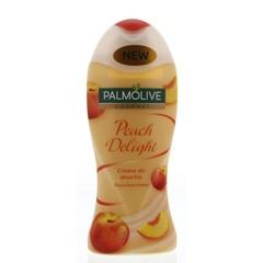 Palmolive Douche gourmet perzik (250 ml)