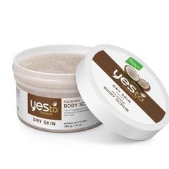 Yes To Coconut Body scrub polishing (280 gram)