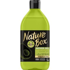Nature Box Douchegel avocado (385 ml)