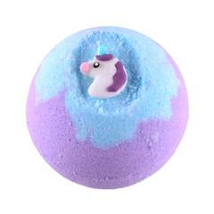 Treets Bath ball unicorn (1 stuks)