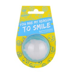 Treets Bubble Halve bruisbal reason to smile (1 stuks)