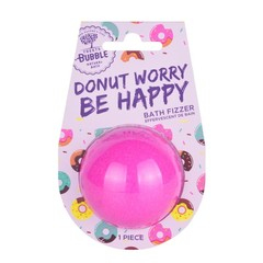 Treets Bubble Halve bruisbal be happy (1 stuks)