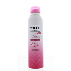 Vogue Shower foam silk & blossom (200 ml)