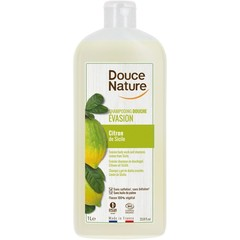 Douce Nature Douchegel & shampoo evasion citroen Silicie (1 liter)
