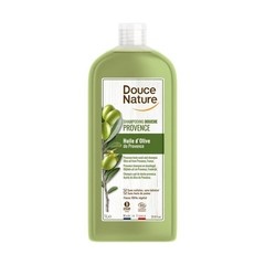 Douce Nature Douchegel & shampoo olijfolie (1 liter)