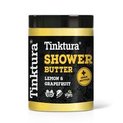 Tinktura Shower butter lemon & grapefruit (250 gram)