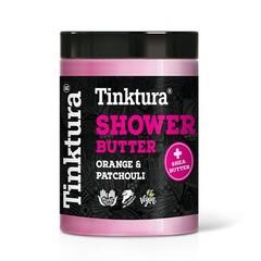 Tinktura Shower butter orange & patchouli (250 gram)
