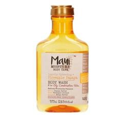 Maui Lightly hydrating+ pineapple papaya body wash (577 ml)