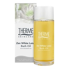 Therme Zen white lotus badolie (100 ml)