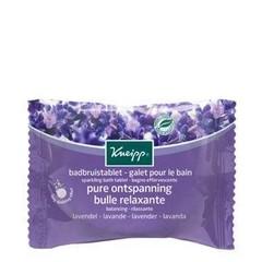 Kneipp Badbruistablet lavendel (80 gram)