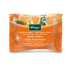 Kneipp Badbruistablet oranje lindebloesem (80 gram)