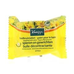 Kneipp Badbruistablet arnica (80 gram)