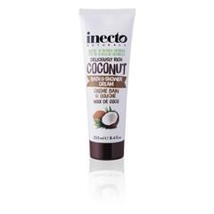 Inecto Naturals Coconut bad & douchecreme (250 ml)