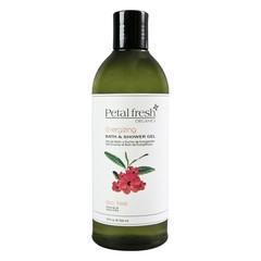 Petal Fresh Bad & douchegel tea tree (355 ml)