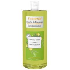 Florame Douchegel verbena/limoen (1 liter)