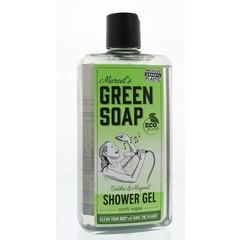Marcel's GR Soap Shower gel tonka & muguet (500 ml)