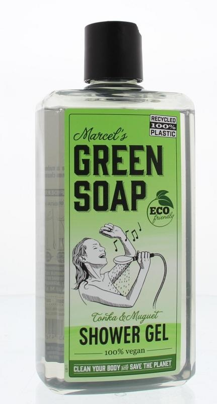 Marcel's GR Soap Marcel's GR Soap Shower gel tonka & muguet (500 ml)