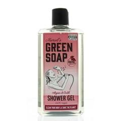 Marcel's GR Soap Shower gel argan & oudh (500 ml)