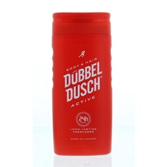 Dobbeldusch Showergel active (250 ml)