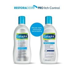 Cetaphil Pro Itch control kalmerende huidreiniger (295 ml)