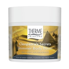 Therme Cleopatra's secrets shimmer body butter (250 gram)