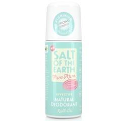 Salt Ofthe Earth Deodorant roller pure aura melon & cucumber (75 ml)
