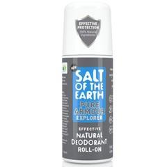 Salt Ofthe Earth Men deodorant roller pure armour (75 ml)