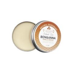 Ben & Anna Natural deodorant creme vanilla orchid (45 gram)