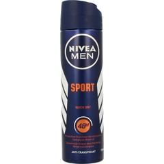 Nivea Men deodorant spray sport (150 ml)