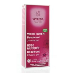 Weleda Wilde rozen deodorant (100 ml)