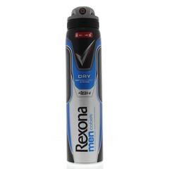 Rexona Deodorant spray dry cobalt for men (250 ml)