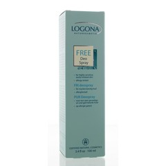 Logona Pur deodorant spray (100 ml)