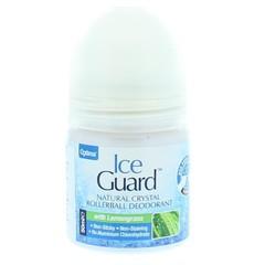 Optima Ice guard deodorant roll on lemongrass (50 ml)