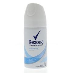 Rexona Deodorant spray cotton dry (35 ml)