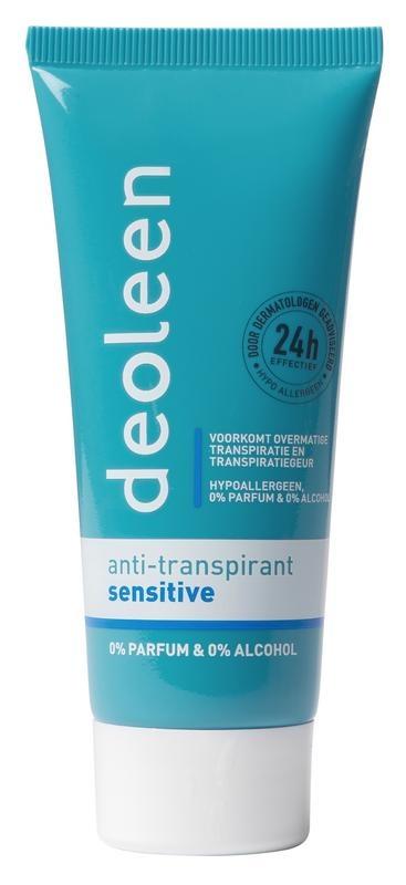 Deoleen Deoleen Creme sensitive (50 ml)