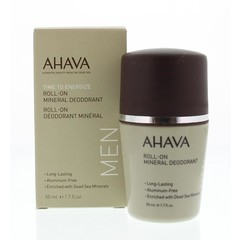 Ahava Men deodorant dead sea minerals (50 ml)