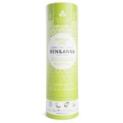 Ben & Anna Deodorant Persian lime push up (60 gram)