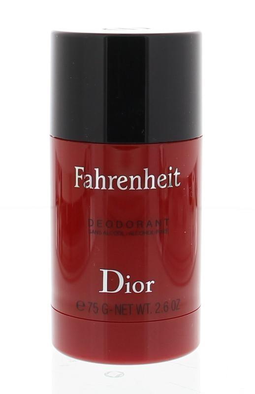 Dior Dior Fahrenheit deodorant stick men (75 gram)