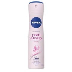 Nivea Deodorant pearl & beauty spray (150 ml)