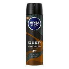 Nivea Men deodorant deep espresso spray (150 ml)