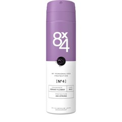 8X4 Deodorant spray no 4 (150 ml)