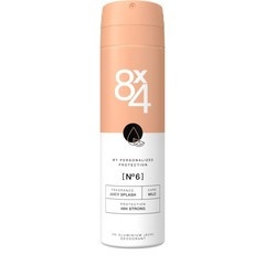 8X4 Deodorant spray no 6 (150 ml)