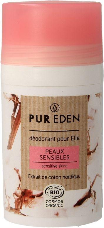 Pur Eden Pur Eden Deo roller for her sensitive skin (50 ml)