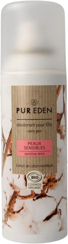 Pur Eden Pur Eden Deo spray for her sensitive skin (100 ml)